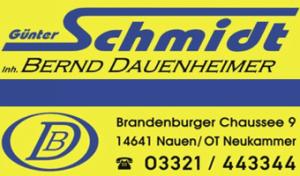 Sponsor VfL Nauen e.V.